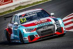 #52 Gordon Shedden, Audi Sport Leopard Lukoil Team Audi RS 3 LMS