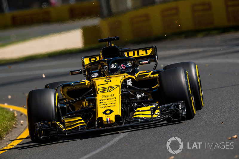 10 місце — Ніко Хюлькенберг, Renault — 49
