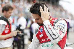 Lucas di Grassi, Audi Sport ABT Schaeffler, on the grid