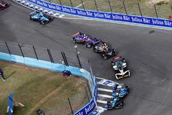 Oliver Turvey, NIO Formula E Team, Daniel Abt, Audi Sport ABT Schaeffler, Andre Lotterer, Techeetah,