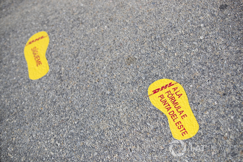 DHL Footprints