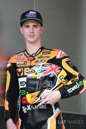 Danny Danny Kent, Speed Up Racing