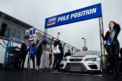 #100 Team Bleekemolen Seat Leon TCR V3 SEQ: Sebastiaan Bleekemolen, Melvin de Groot, Rob Smith, Rene Steenmetz