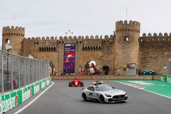 Safety Car voor Sebastian Vettel, Ferrari SF71H