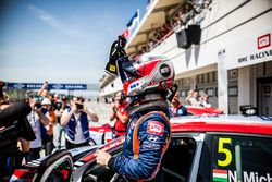 Pole position for Norbert Michelisz, BRC Racing Team Hyundai i30 N TCR