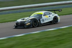 #116 ERC Sport Mercedes-AMG GT3: Lee Mowle, Yelmer Buurman