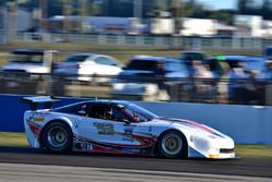 #53 TA Chevrolet Corvette, Larry Hoopaugh of Hoopaugh Racing