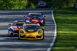 #13 Pfaff Motorsports Porsche Cayman GT4 CS-MR: Orey Fidani, Kyle Marcelli