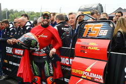 Tom Sykes, Kawasaki Racing, conquista la pole position