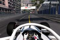 لعبة الفورمولا واحد الإلكترونية 2018، موناكو