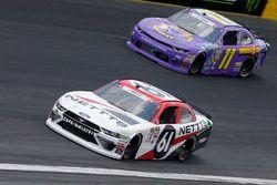 Kaz Grala, Fury Race Cars LLC, Ford Mustang NETTTS Ryan Truex, Kaulig Racing, Chevrolet Camaro Phantom Fireworks