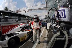 #20 Racing for Poland Ligier JSP3 Nissan: Henning Enqvist, Tomasz Bilcharski, Alex Fontana