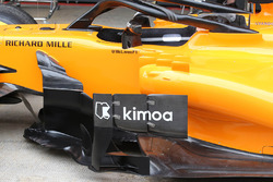 McLaren MCL33 detalle