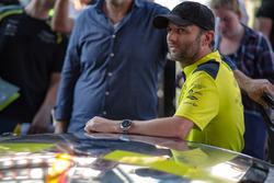 #007 Aston Martin Racing Aston Martin Vantage GT3: Darren Turner