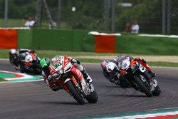 Eugene Laverty, Milwaukee Aprilia, Leon Haslam, Kawasaki