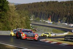 #47 Mercedes-AMG Team Mann Filter Mercedes-AMG GT3: Dominik Baumann, Edoardo Mortara, Renger van der Zande, Daniel Juncadella