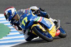 Lorenzo Petrarca, 3570 Team Italia