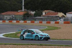 Stefano Comini, VW Golf TCR Leopard Racing WRT