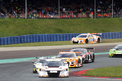 #34 Car Collection Motorsport, Audi R8 LMS: Isaac Tutumlu Lopez, Kelvin van der Linde