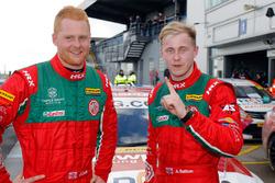 Josh Cook, Triple Eight Racing, Ashley Sutton, Triple Eight Racing
