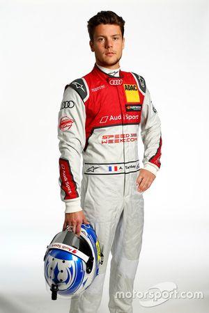 Adrien Tambay, Audi Sport Team Rosberg Audi RS 5 DTM