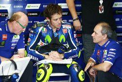 Valentino Rossi, Yamaha Fabrika Yarış Takımı ve Silvano Galbusera ve Luca Cadalora