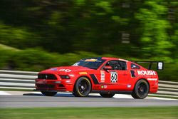 #60 Roush Performance, Ford Mustang Boss 302: Jack Roush Jr.