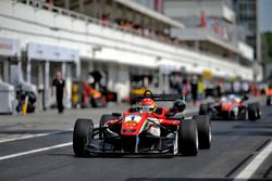pit lane, Lance Stroll, Prema Powerteam Dallara F312 – Mercedes-Benz