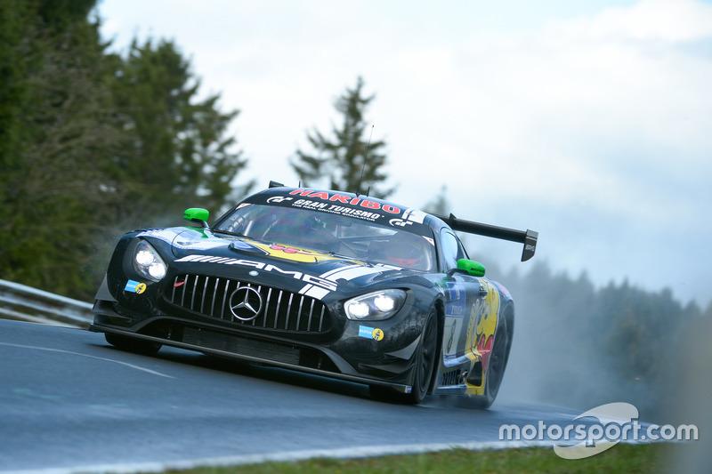 #8 Haribo Racing Team, Mercedes-AMG GT3