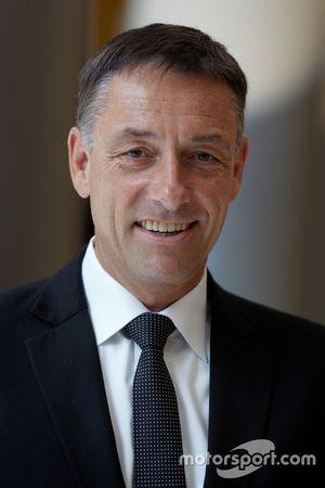 DMSB-Generalsekretär Christian Schacht
