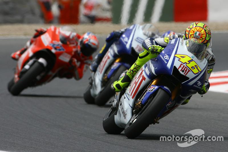 2009 : Valentino Rossi (Yamaha Factory Racing)