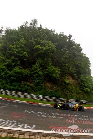 #88 Haribo Racing Team - AMG, Mercedes-AMG GT3: Uwe Alzen, Lance David Arnold, Maximilian Götz, Jan