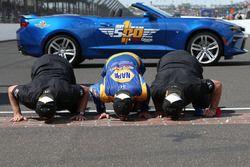Alexander Rossi, Herta - Andretti Autosport Honda, winnaar