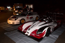 #30 Norma M20 RD Limited; #19 Porsche 911 GT3 RS (type 997)