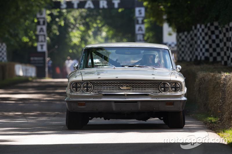 Ford Galaxie 500 - Henry Mann