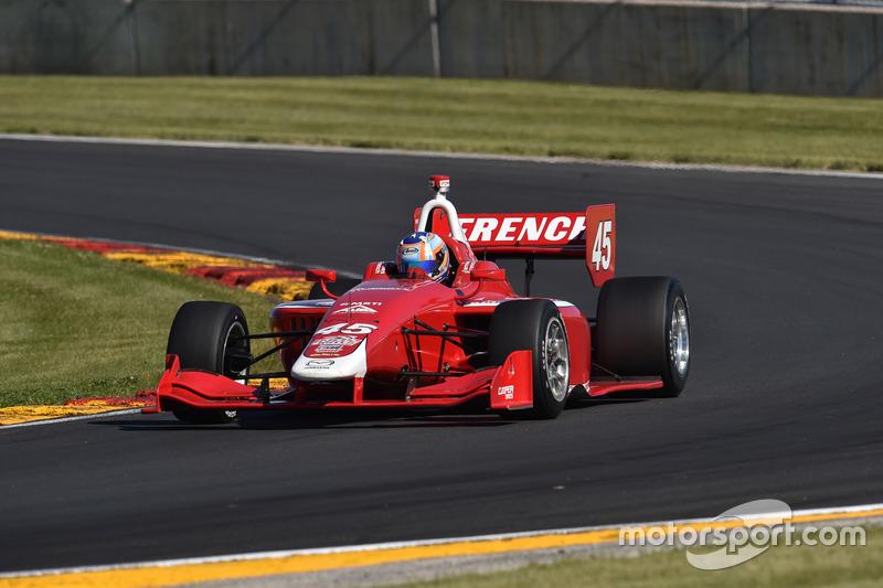 James French, Belardi Auto Racing