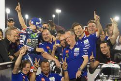 Winnaar Jorge Lorenzo, Yamaha Factory Racing
