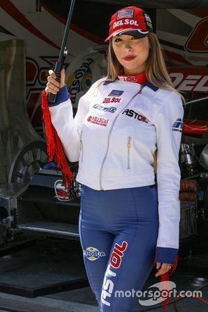 Chica del Paddock Argentina Astoil Del Sol
