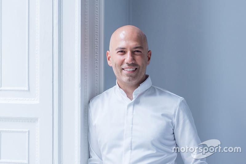 Denis Sverdlov, Roborace CEO