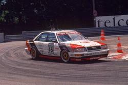 Вальтер Рёрль, Audi V8 quattro