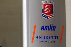 Logo Andretti Formula E Team