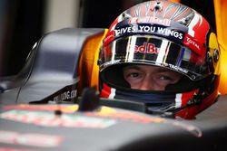 Daniil Kvyat (Red Bull Racing RB12)