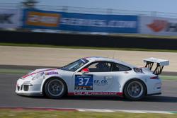#37 GDL racing Porsche 991 Cup: Nicola Bravetti, Adriano Pan, Dario Cerati