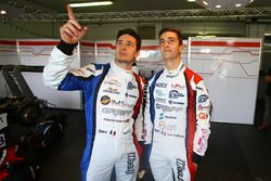 #9 Graff Racing Ligier JS P3 - Nissan: Paul Petit, Enzo Guibbert