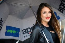 Hot Aprilia girl