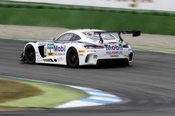 #1 AMG - Team Zakspeed Mercedes-AMG GT3: Luca Ludwig, Sebastian Asch