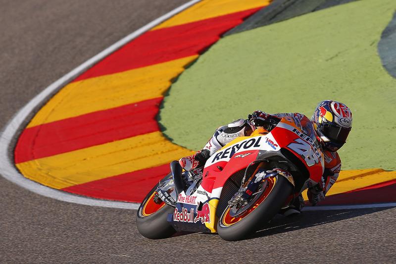 2016: MotoGP Aragon