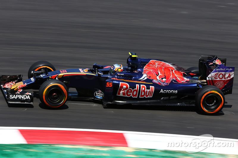 11. Carlos Sainz Jr., Scuderia Toro Rosso STR11