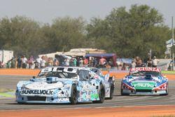 Laureano Campanera, Donto Racing Chevrolet, Matias Jalaf, CAR Racing Torino