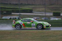 Porsche Cayman GT4 CS #256 Dinamic Motorsport, Mercatali-Ceccotto